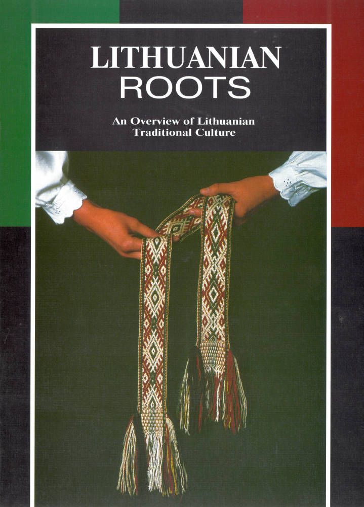 Lithuanian roots 2003