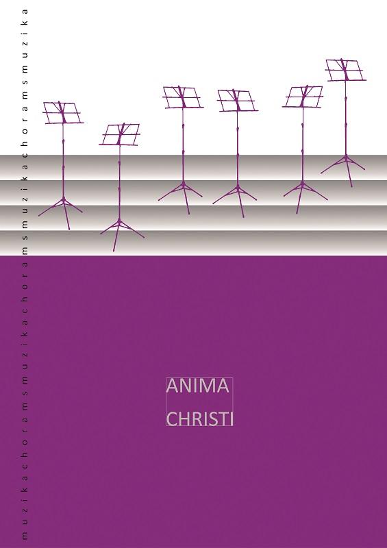 Anima Christi viršelis
