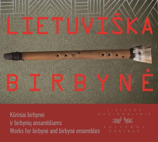 CD Lietuviška birbynė