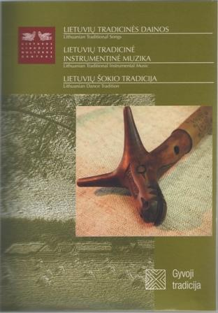 DVD Lietuvių tradicinės dainos, lietuvių instumentinė muzika, lietuvių šokių tradicija
