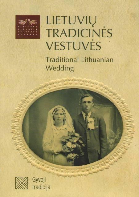 DVD Lietuvių tradicinės vestuvės