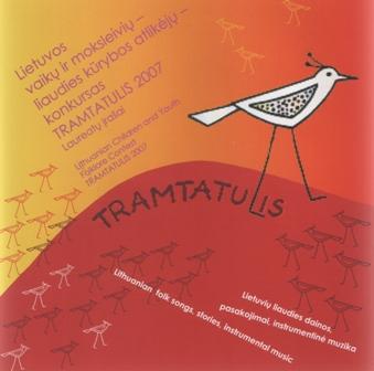 Tramtatulis 2007 CD