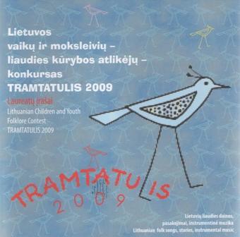 Tramtatulis 2009 CD
