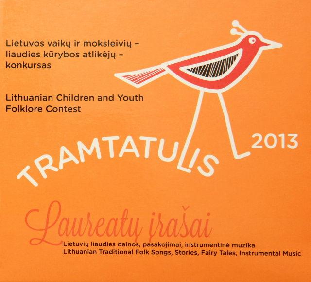 Tramtatulis 2013 CD